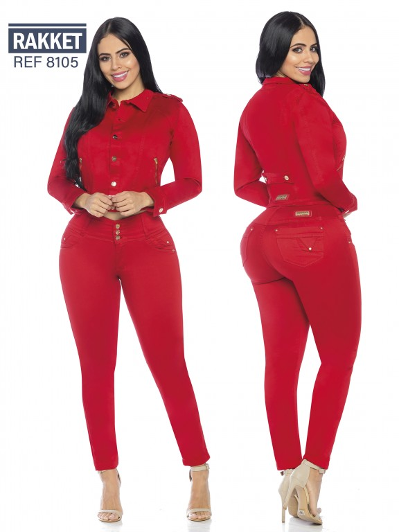 Colombian Buttlifting Set - Ref. 261 -8105 R