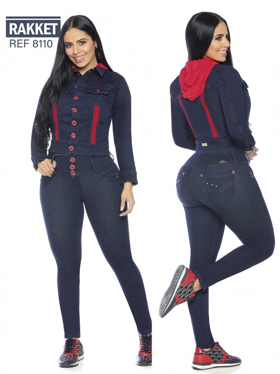 Colombian Buttlifting Set - Ref. 261 -8110 R