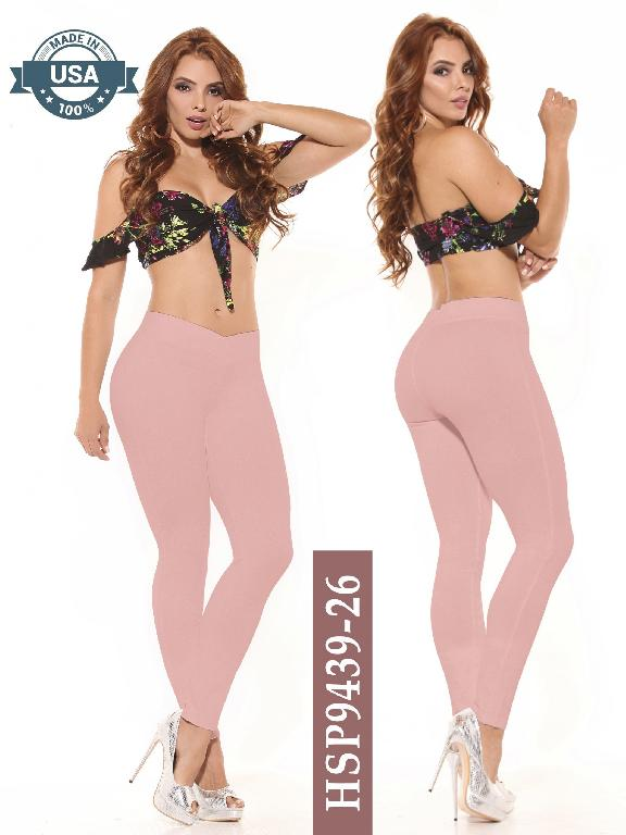 Leggings Azulle Fashion - Ref. 256 -HP9439-26 Curuba