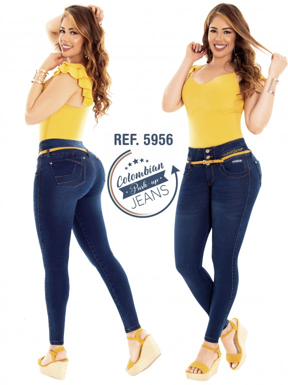 Colombian Butt lifting Jean - Ref. 283 -5956