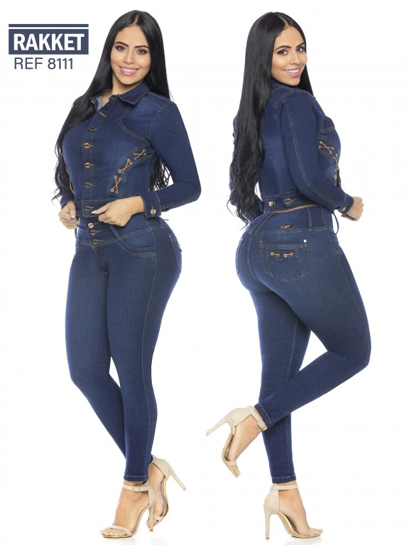 Colombian Buttlifting Set - Ref. 261 -8111 R