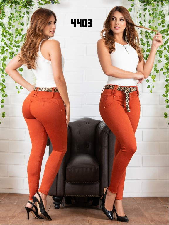 Colombian Butt lifting Jean - Ref. 270 -4403