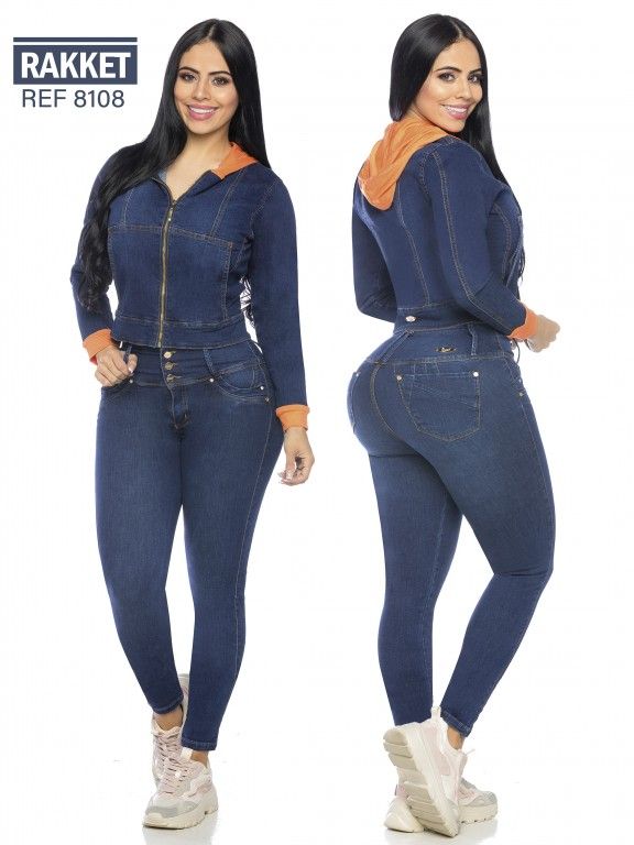 Colombian Buttlifting Set - Ref. 261 -8108 R