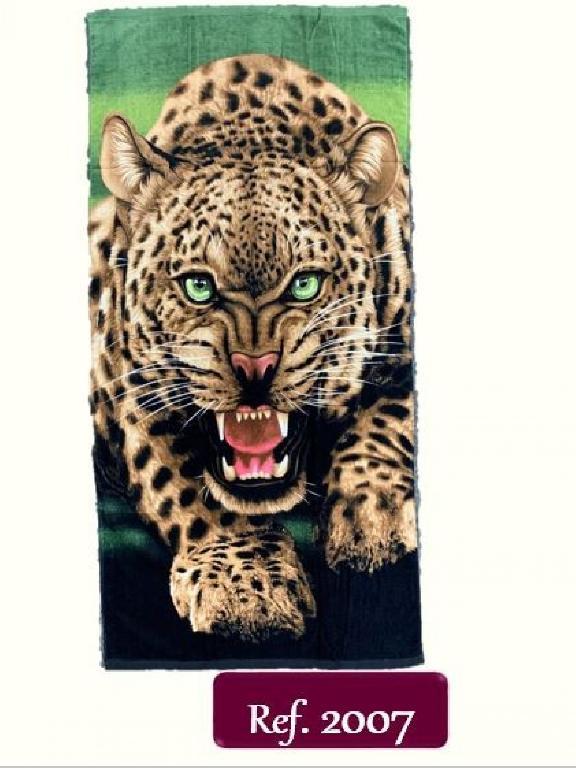 Toalla 2007 Tigre - Ref. 272 -2007 Tigre