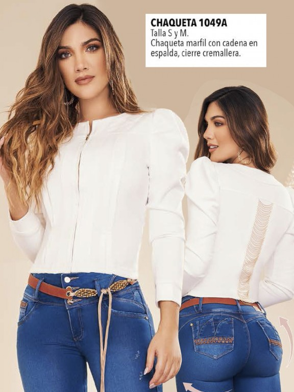 Colombian Fashion Jacket - Ref. 308 -1049A