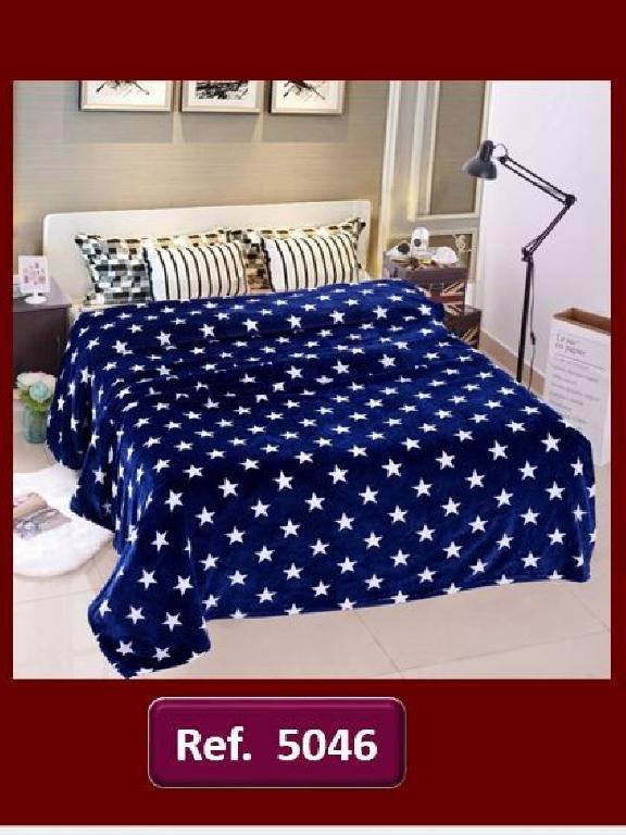Cobija K May46 Azul Estrella - Ref. 272 -5046 K May46 Azul Estrella