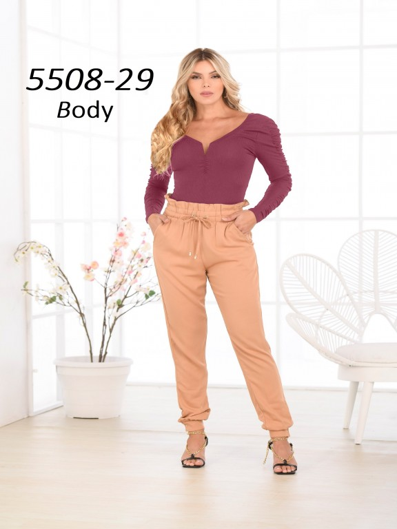 Colombian Fashion Blouse - Ref. 252 -5506 Salmon