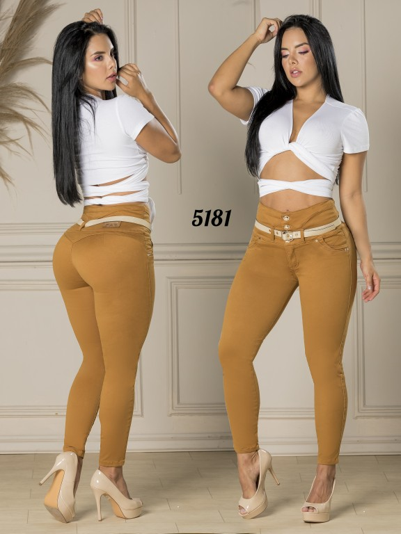 Colombian Butt lifting Jean - Ref. 119 -5181-S