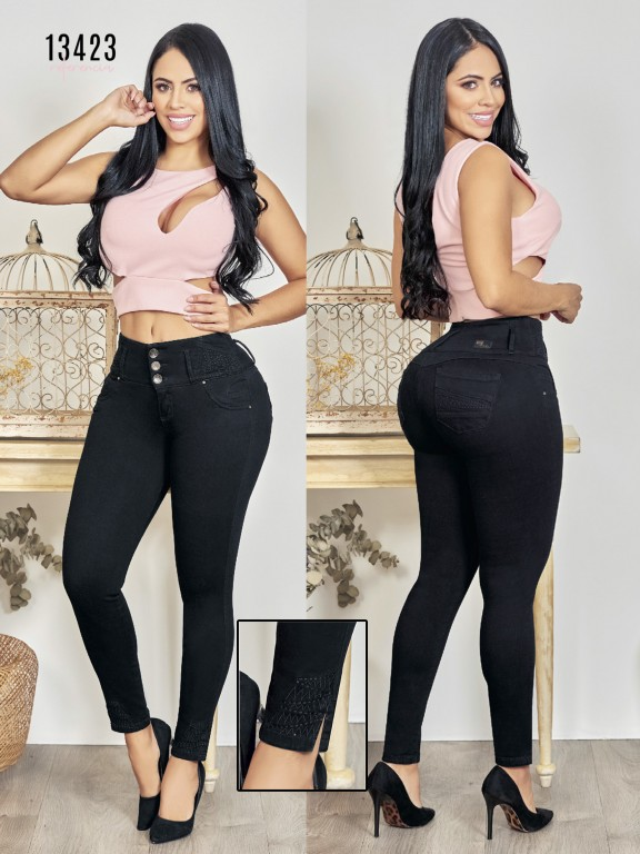 Colombian Butt lifting Jean - Ref. 123 -13423TW
