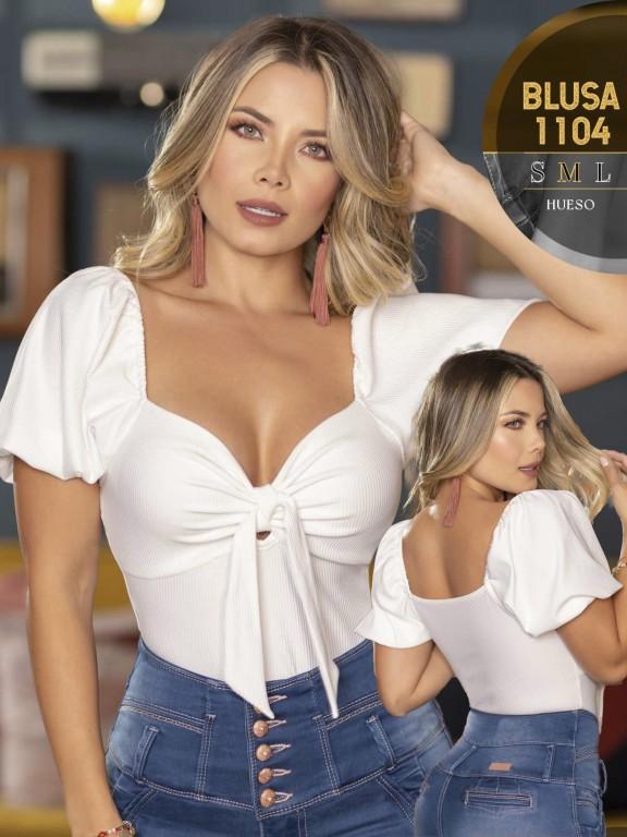 Blusa Moda Colombiana - Ref. 288 -1104