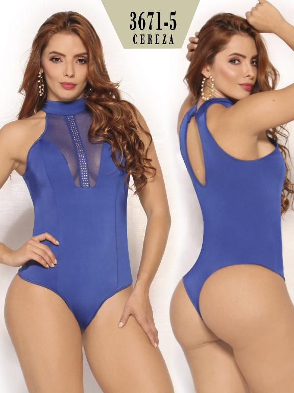 Body reductor - Ref. 111 -3671-5 Azul