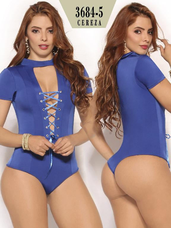 Body reductor - Ref. 111 -3684-5 Azul