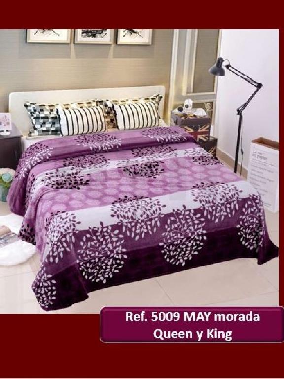 Cobija K May09 Morado - Ref. 272 -5009 K May09 Morado