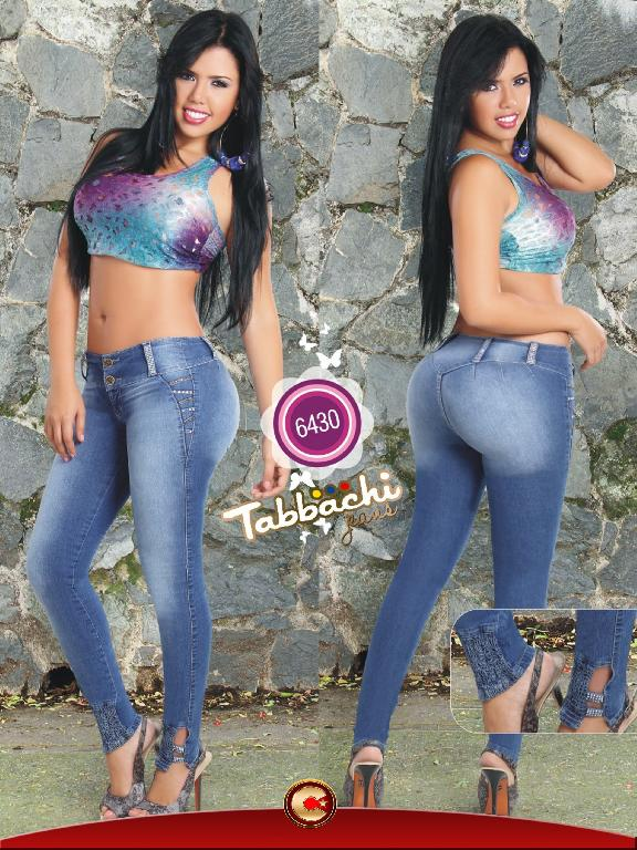 Jeans Levantacola Originales Tabbachi - Ref. 101 -6430