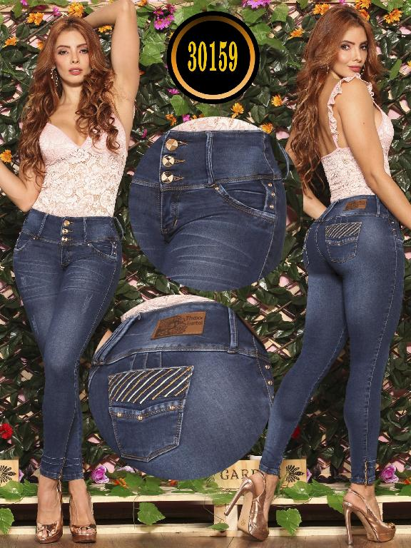 Butt lifting Jean - Ref. 119 -30159 TE