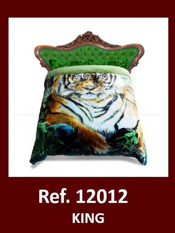 Cobija K Tigre - Ref. 272 -12012 K Tigre