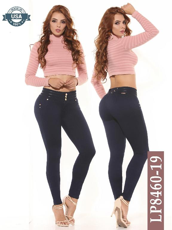 Azulle Fashion Classic Pants - Ref. 256 -LP8460-19 Azul Petroleo