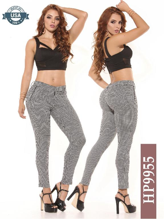 Leggings Azulle Fashion - Ref. 256 -HP9955