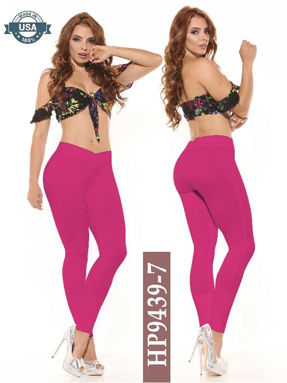 Leggings Azulle Fashion - Ref. 256 -HP9439-7 Fucsia