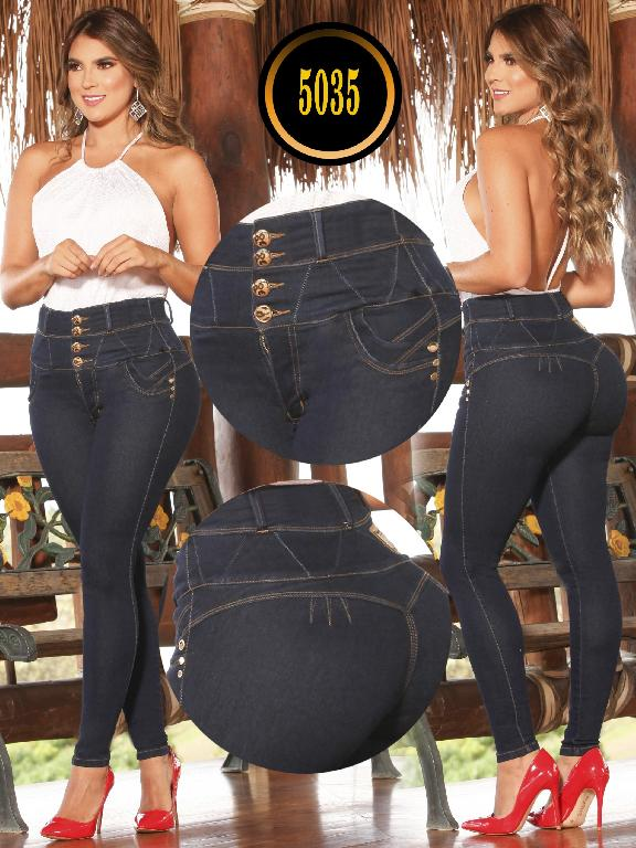 Colombian Butt lifting Jean - Ref. 119 -5035 S