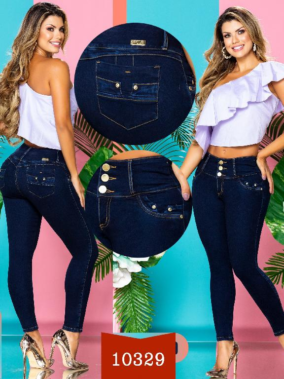 Colombian Jeans Butt Liftin - Ref. 235 -10329-AA