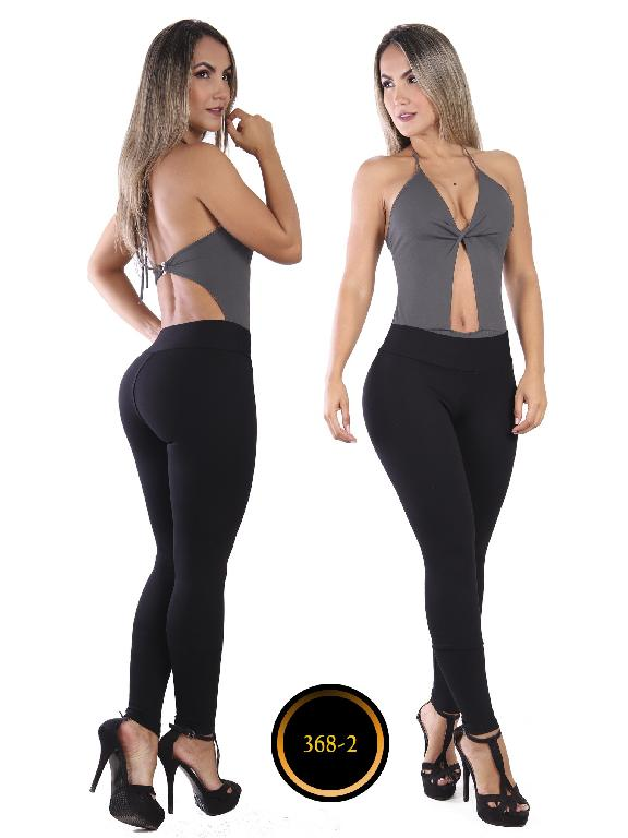 Leggings Perla - Ref. 277 -368-2 Negro