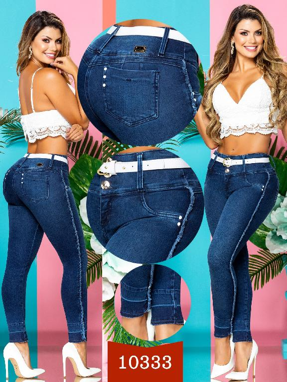 Colombian Jeans Butt Liftin  - Ref. 235 -10333-AA