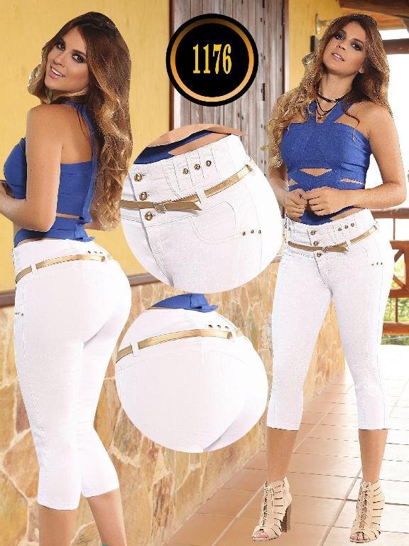 Capri Levantacola Colombiano Thaxx Boutique  - Ref. 119 -1176-TB