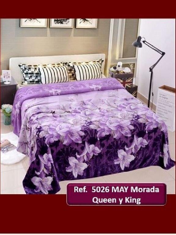 Cobija K May26 Morado - Ref. 272 -5026 K May26 Morado