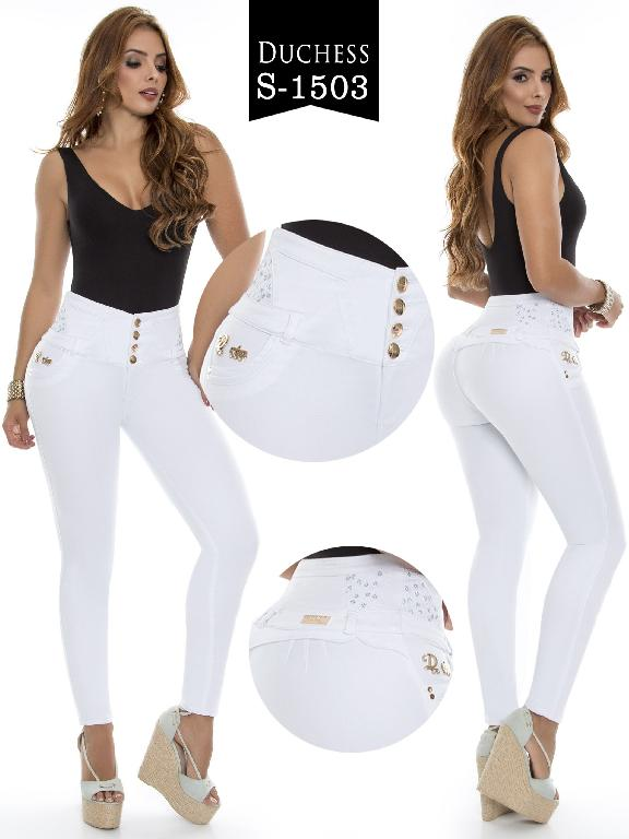 Colombian Butt lifting Jean - Ref. 237 -1503-S