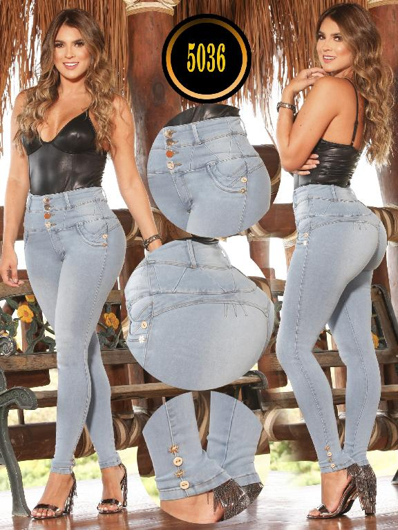 Colombian Butt lifting Jean - Ref. 119 -5036 S