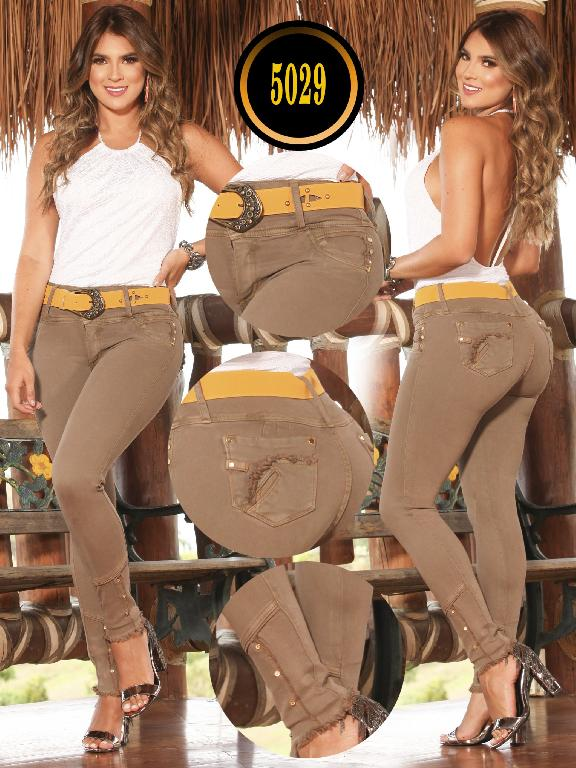 Colombian Butt lifting Jean - Ref. 119 -5029 S