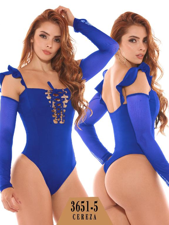 Body Reductor - Ref. 111 -3651-5 Azul
