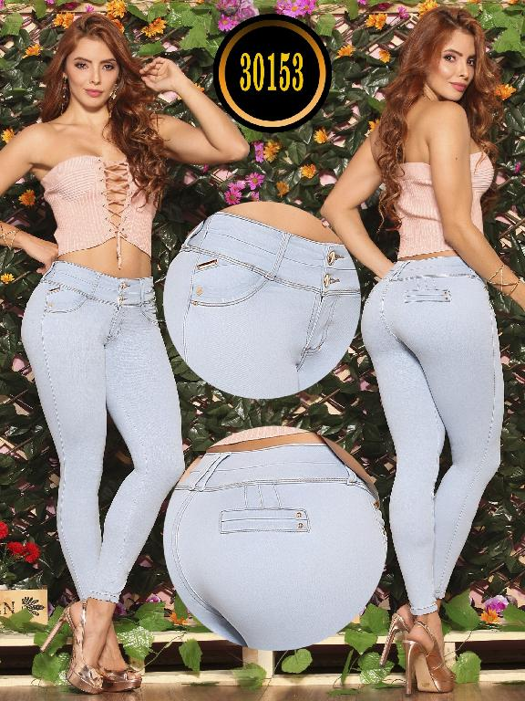 Butt lifting Jean - Ref. 119 -30153TE