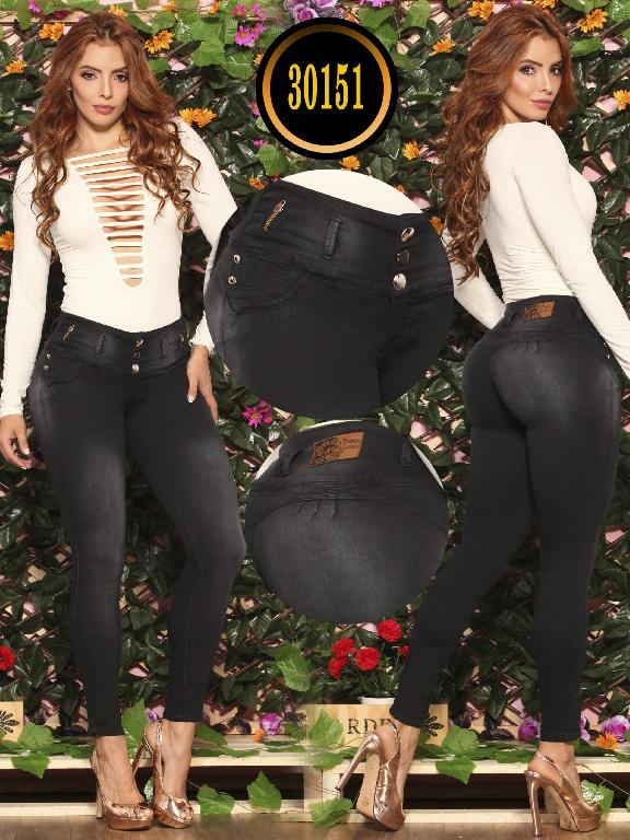 Butt lifting Jean - Ref. 119 -30151TE