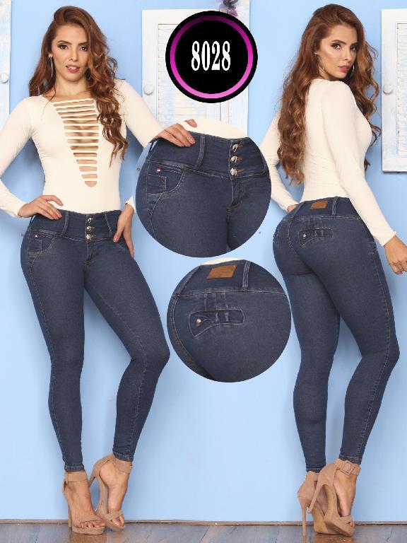 Jeans Levantacola - Ref. 119 -8028
