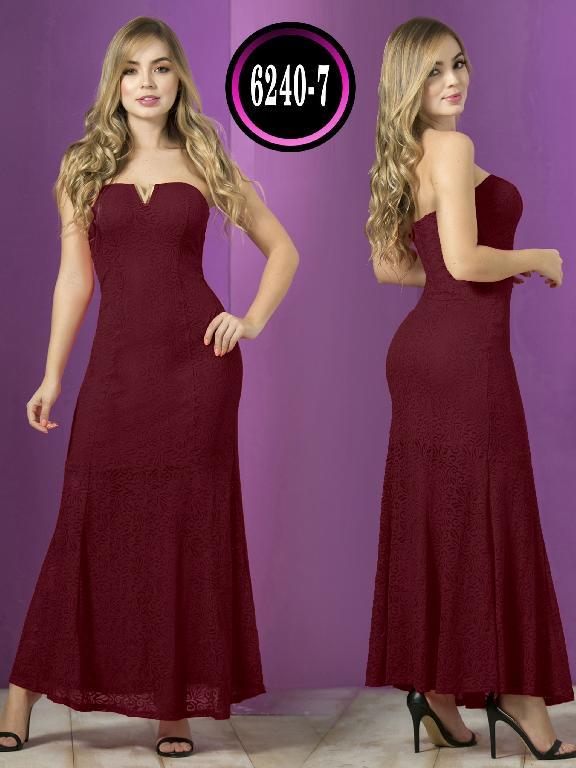 Colombian dress - Ref. 119 -6240-7