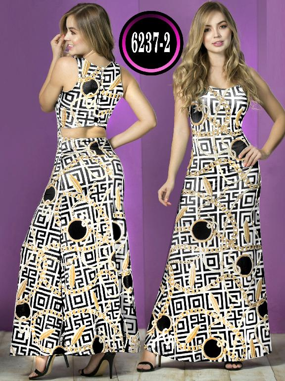 Colombian dress - Ref. 119 -6237-2