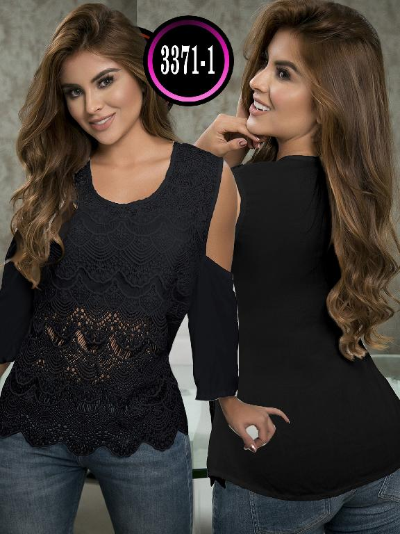 Blusa Moda Colombiana Thaxx  - Ref. 119 -3371-1