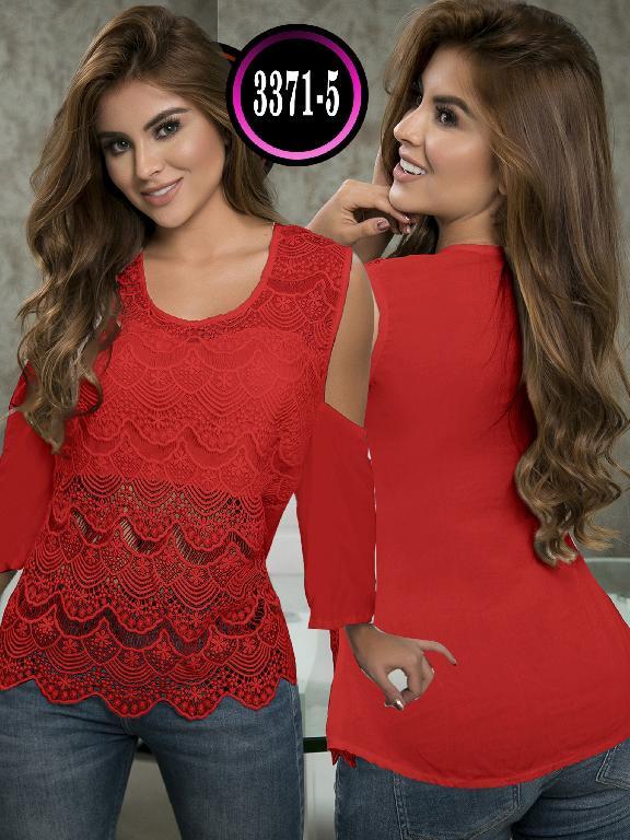 Blusa Moda Colombiana Thaxx  - Ref. 119 -3371-5