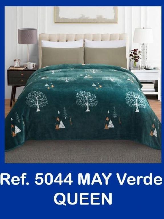 Cobija Q Verde - Ref. 272 -5044-8 Q Verde