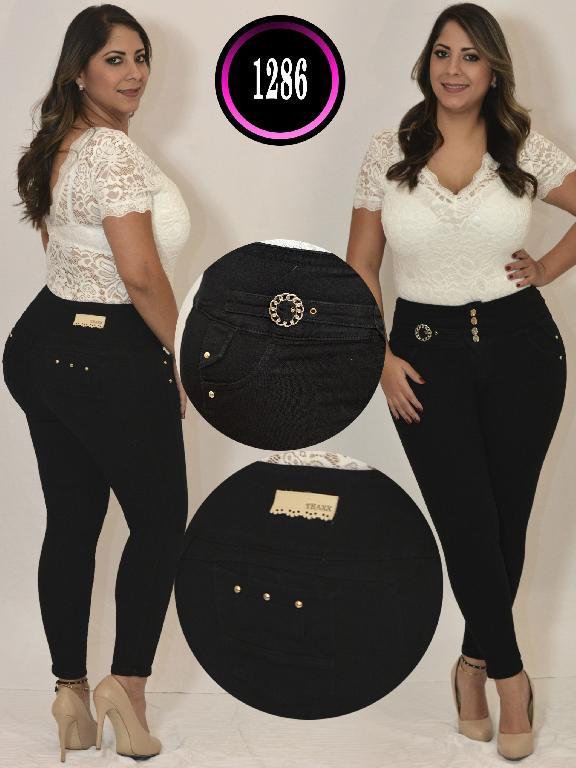 Colombian Jeans Plus Size - Ref. 119 -1286TB PLUS