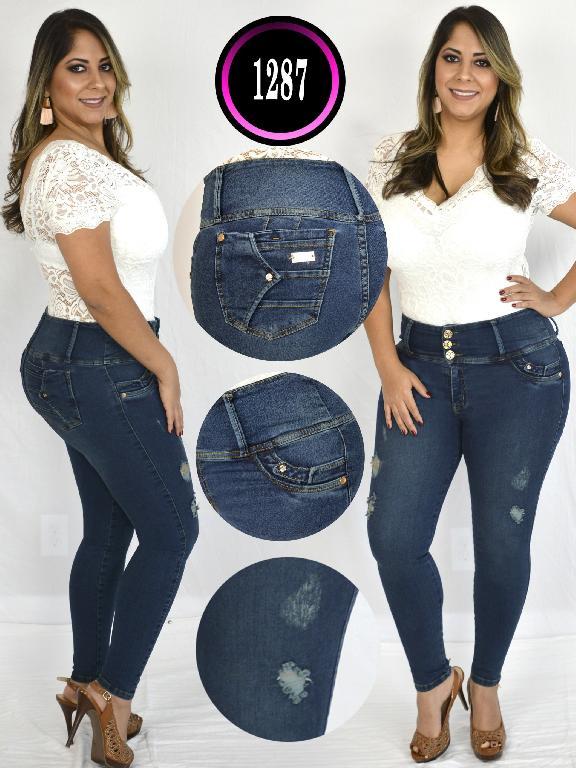 Colombian Jeans Plus Size - Ref. 119 -1287TB PLUS