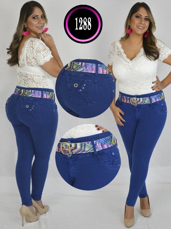 Colombian Jeans Plus Size - Ref. 119 -1288 TB PLUS