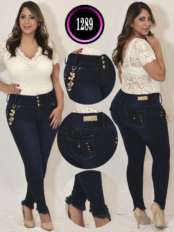 Colombian Jeans Plus Size - Ref. 119 -1289TB PLUS