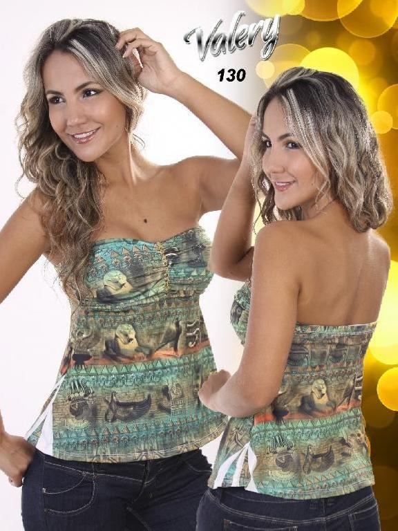 Blusa Moda Valery - Ref. 103 -5130