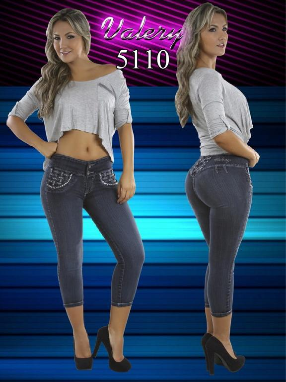 Jeans Colombian Valery - Ref. 103 -5110