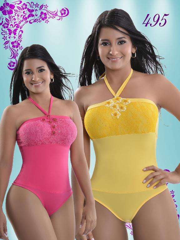 Body Reductor Colombiano Knela VIP - Ref. 107 -495