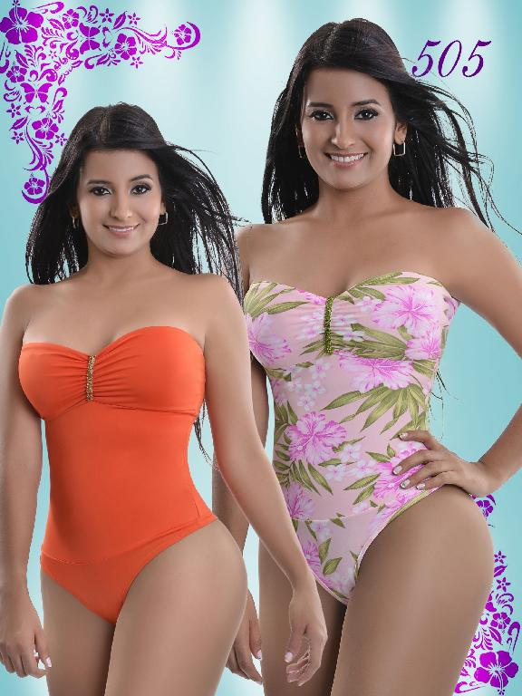 Body Reductor Colombiano Knela VIP  - Ref. 107 -505