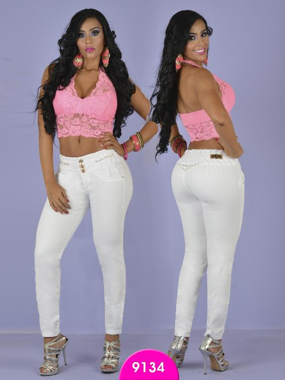 Jeans Levantacola Colombiano Osheas  - Ref. 103 -9134